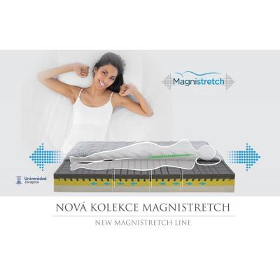 Матрас беспружинный средней жесткости Stretching 10 90x200 Magniflex