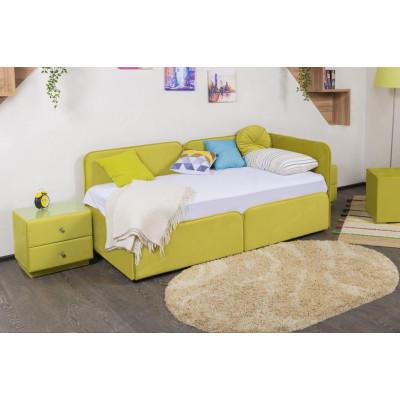 Кровать мягкая Тетрис с подъемным механизмом 90x190