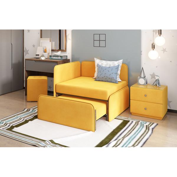Кресло-кровать Тетрис со спальным местом 82x163 см