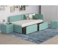 Кровать Тетрис с ящиками для хранения