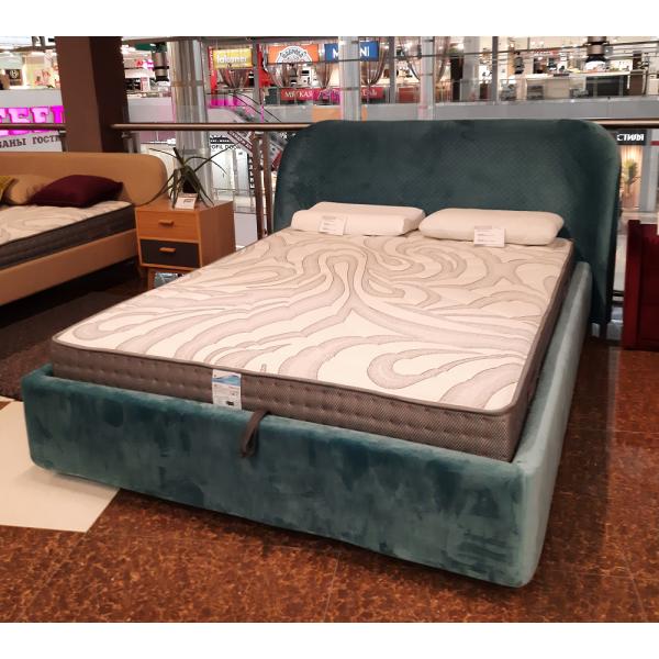 Кровать мягкая «Волна» с подъемным механизмом