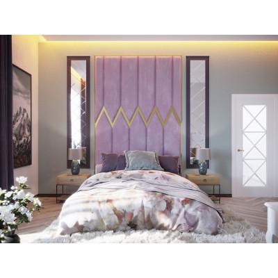 Мягкая стеновая панель Армандо